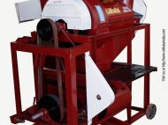 maize sheller husk remover